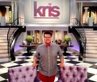 Jonathan-Valdez-Visits-The-Kris-Jenner-Show-Set