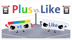 Plus vs Like